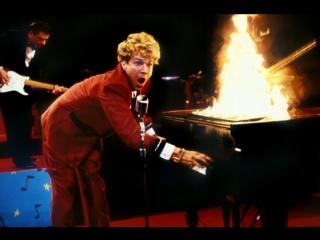Большие огненные шары / Great Balls of Fire!. 1989. 720p. Александр Кашкин. VHS