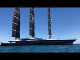 Worlds largest Sailing Yacht Black Pearl