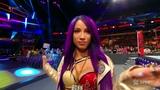 #SBMKV_Video RAW 16.07.18 Bayley &amp Sasha Banks vs Alicia Fox &amp Dana Brooke