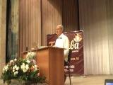 Торсунов О.Г.  дарит цветы в Новосибирске 19.04.2013