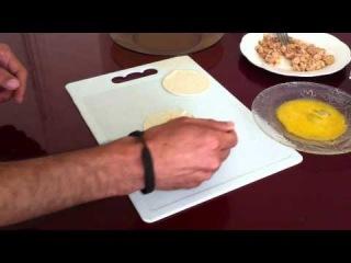 Cuisiner un chausson au thon - Cuisine facile