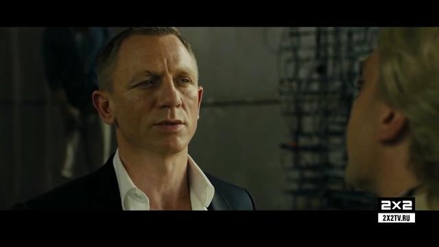 Бессмертное кино, 4 сезон, 10 серия. 007 Спектр, Пролетая над гнездом кукушки и Альфред Хичкок