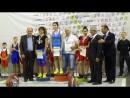 В первый день Первенства Краснодарского края по тяжелой атлетике анапчанка стала серебряным призером.