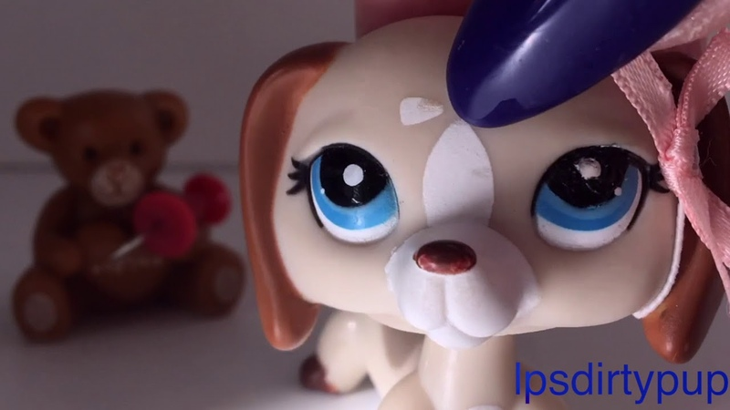 Lps mv teddy bear