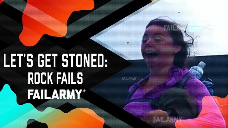 Lets Get Stoned Rock Fails
