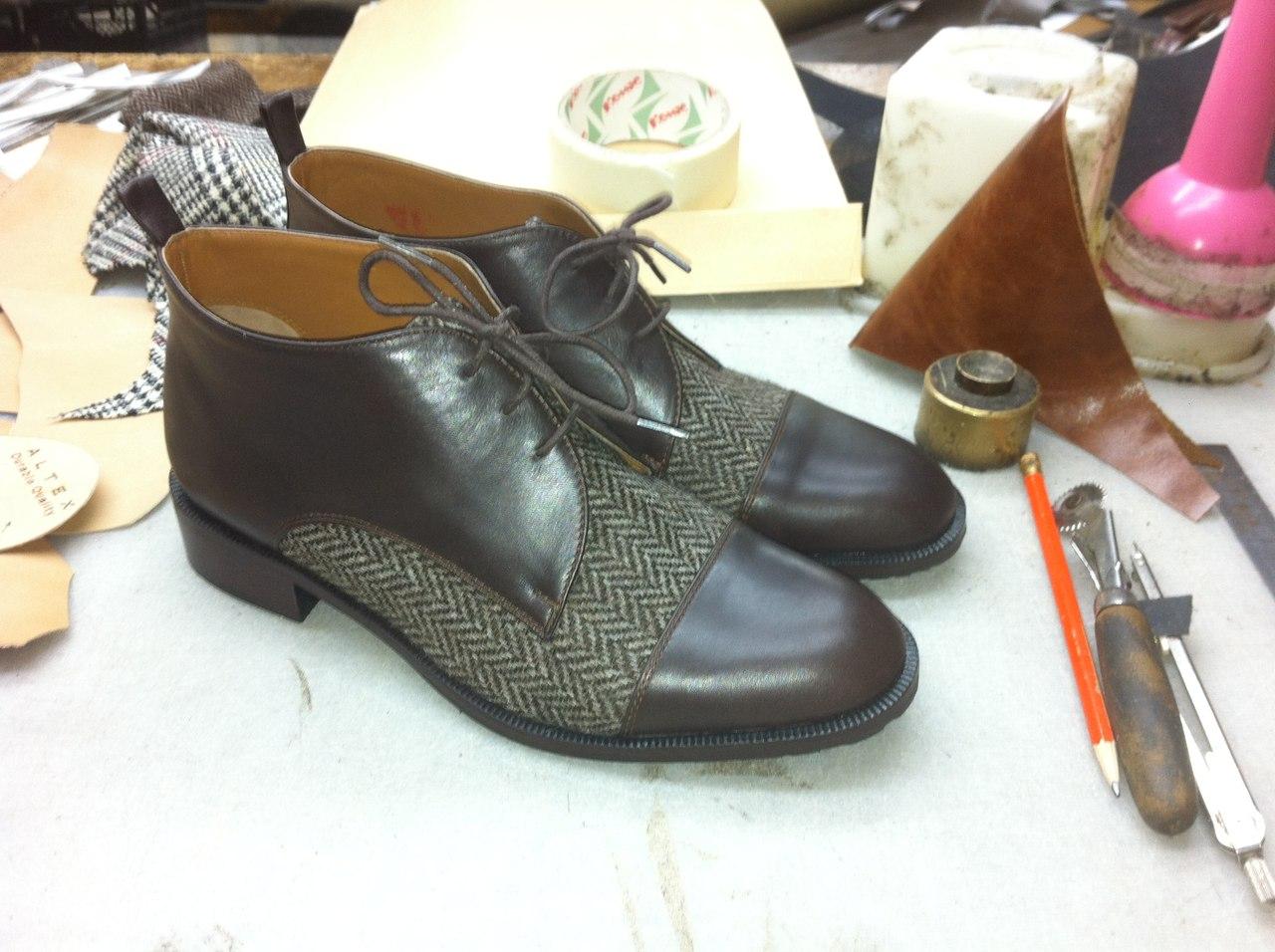Обувь сшить на заказ волгоград 13