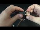 Мужские часы EMPORIO ARMANI и портмоне в подарок