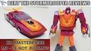 KO MP 28 Hot Rodimus (Masterpiece HOT ROD) Review! Bert the Stormtrooper Reviews!