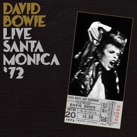 David Bowie альбом Live In Santa Monica '72
