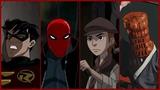 Jason Todd (Red HoodRobin) Evolution in Cartoons (2018)