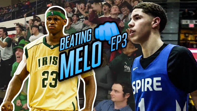 LaMelo Ball vs LeBron's HS Was A Movie! How St. Vincent-St. Mary Prepared For LaMelo Spire 😱