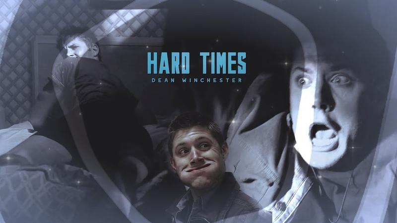 *:・゚ Hard Times | Dean Winchester [1K]