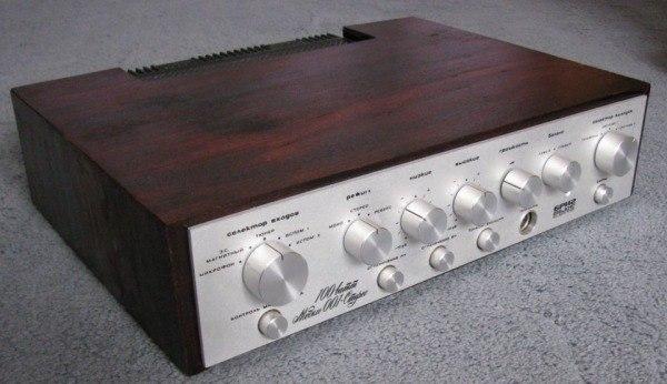 БРИГ-У-001 стерео | Схемы