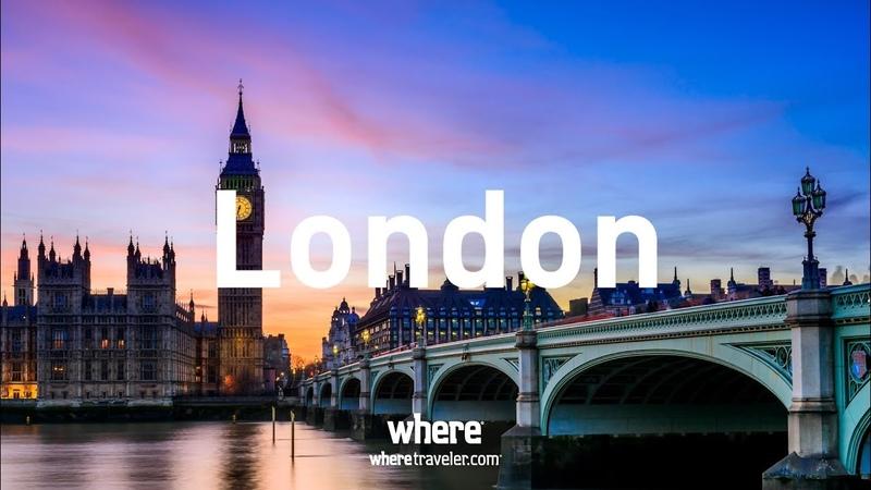 1-Minute Visit - London