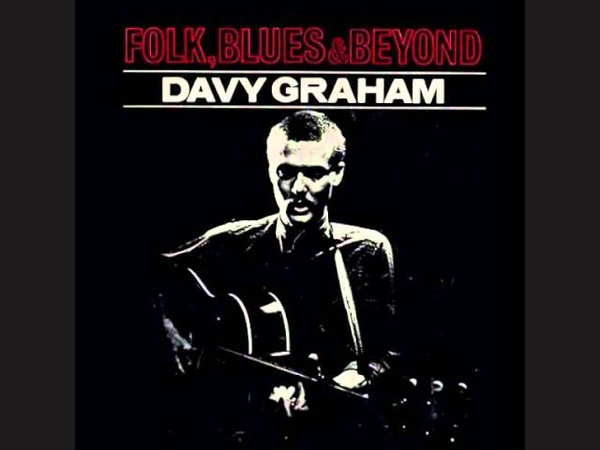 I can't keep from cryin' sometimes - Davy graham