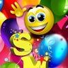"""Магазин """" Smile """" оформление воздушными шарами."""