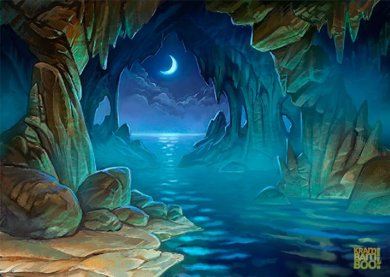 Водяная пещера