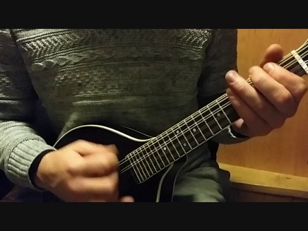 Pirates of the Caribbean - mandolin cover with tab