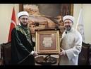 Tataristan Cumhuriyeti Müslümanları Dini İdare Başkanlığından Diyanet'e ziyaret