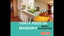 Apartamentos en Benidorm y Frente al Mar