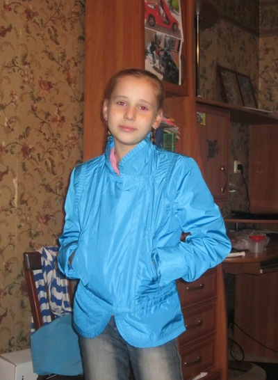 Арина Горюнова, 10 июля 1995, Нижний Новгород, id204564121