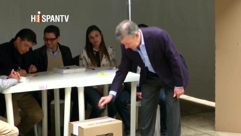 Comienzan las elecciones presidenciales en Colombia