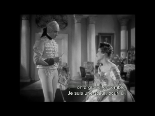 Le joueur d'échecs (1938) HD 720 french subtitles / The Chess Player