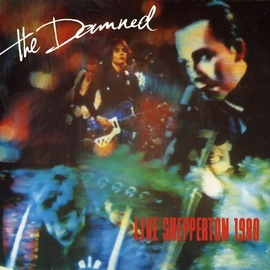 The Damned альбом Live At Shepperton