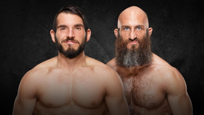 NXT Takeover_ New Orleans Johnny Gargano vs Tommaso Ciampa highlights