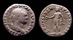 Древнеримские женщины-богини, монеты, Бонус эвентус