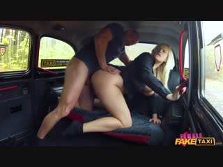 [femalefaketaxi] angel wicky - busty curvy squirting blonde driver new porn 2019