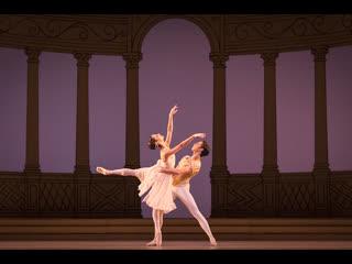 Rhapsody [choreography: frederick ashton] - natalia osipova / steven mcrae - royal opera house ballet