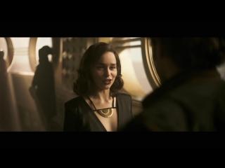 Соло. Звездные войны: Истории   Solo: A Star Wars Story Official Trailer
