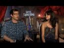 HOTEL TRANSYLVANIA interviews with Selena Gomez, Andy Samberg, Fran Drescher, Molly Shannon