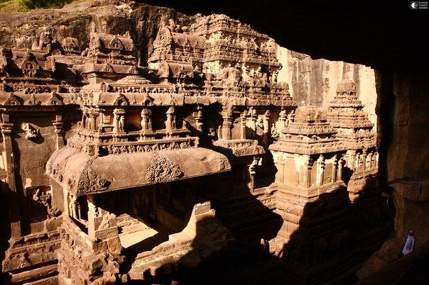 Храм Кайлашнатх в Махараштре