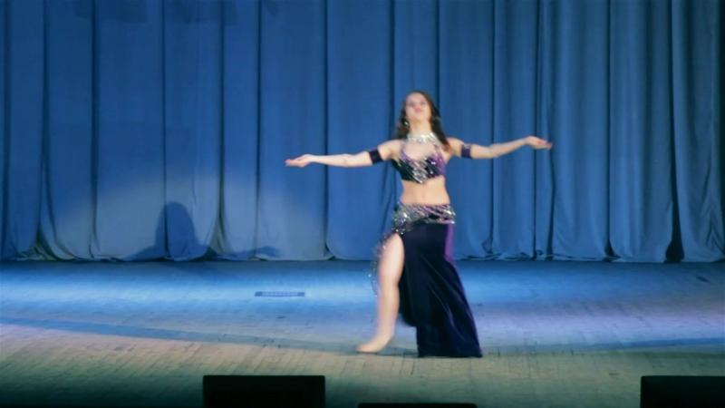ORIENTAL DANCE Перова Злата - 2018