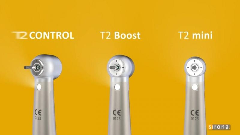 SIRONA Comfort T2 Turbina