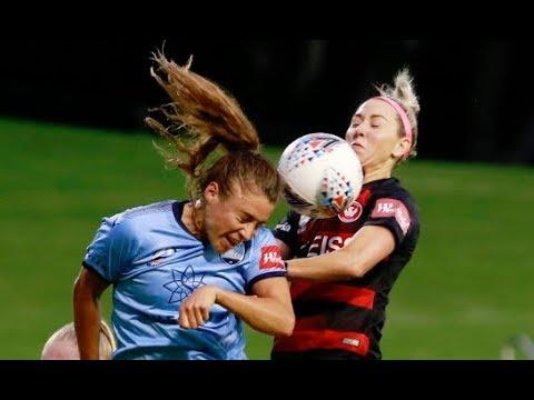 W-Ligg Sydney FC vs. Western Sydney (R11)
