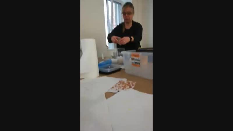 Мастер класс по изготовлению бумаги