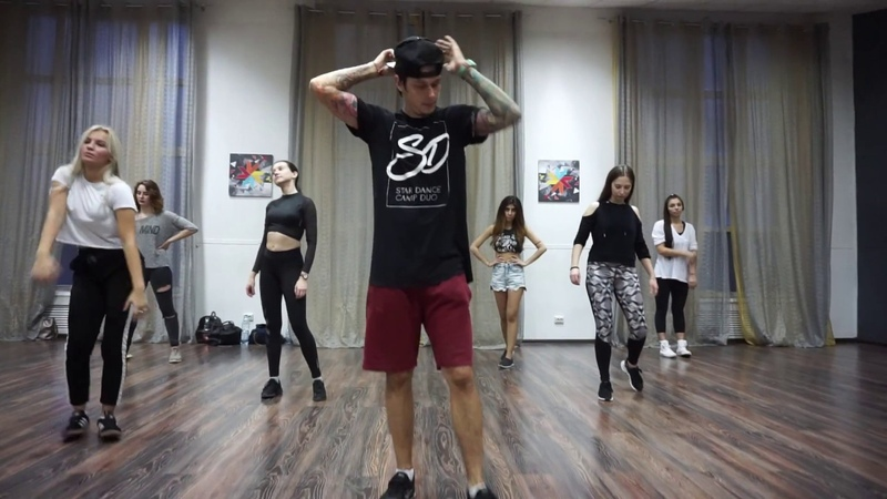Dancehall Choreo Andrey Boyko ||| Rostov-on-Don