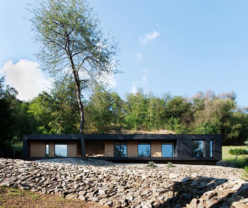Частный дом в Венгрии