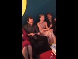 """AM to DM «The cast of #Riverdale plays """"Would You Rather Riverdale Edition"""" with #AM2DM #kjapa #lilireinhart #lukeperry #madchen"""