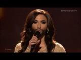 КОНЧИТА ВУРСТ- Rise Like a Phoenix (Austria) LIVE ЕВРОВИДЕНИЕ 2014  БОЛЬШОЙ ФИНАЛ HD 1080