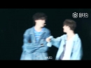 Ah wenjun please take care of your clumsy bf