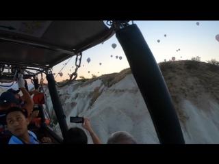 Каппадокия, август 2018