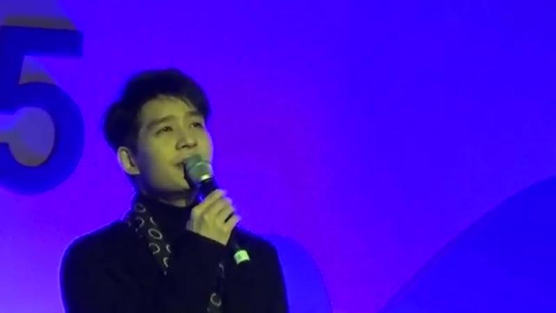 Kang Sung Hoon - Humility Vision Night (Tyranno Fathers School) 2015.01.10