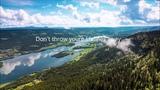 a-ha - lifelines(lyrics + Norway landscapes HD)