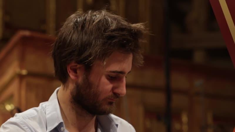 Bach Fantasia in C Minor, BWV 906 ¦ Jean Rondeau