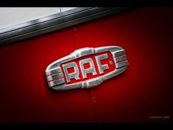 латвийский автомобильный завод раф