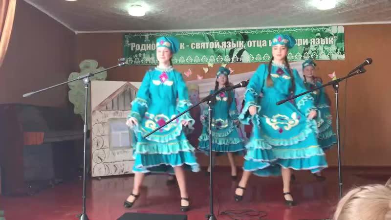 День татарского языка в Мелекесском районе(часть 2)
